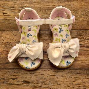 Born Girls White Sandal